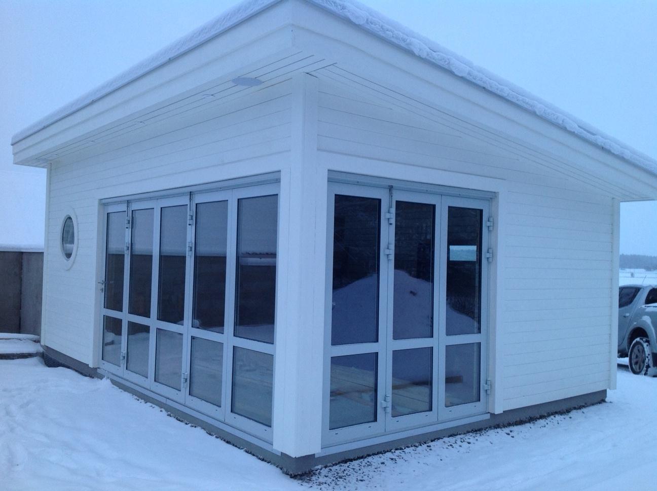 Vindu8 for Retractable sliding doors
